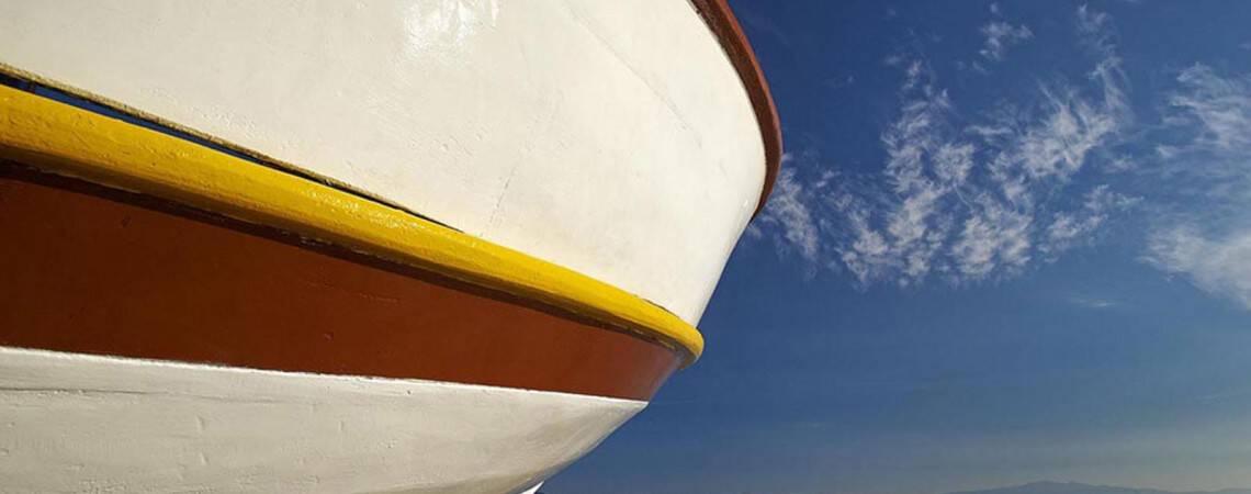 Halkidiki boat