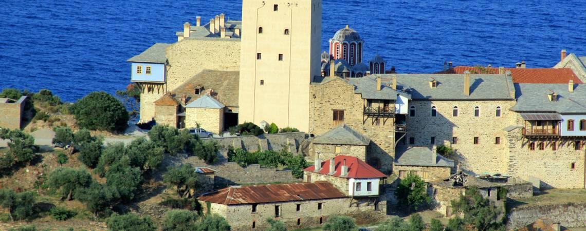 Halkidiki - Mount Athos