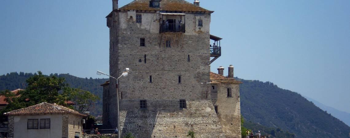 Halkidiki - Ouranoupoli