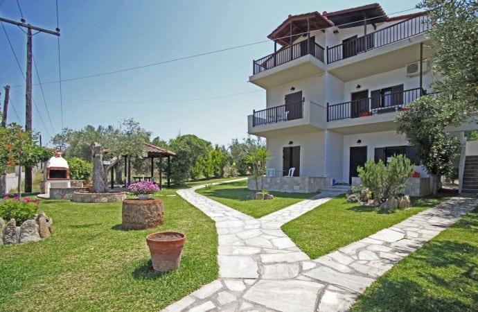 Suites Building B - Villa Alexandra Polichrono