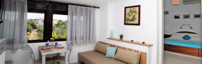 Elegant and Modern Suites