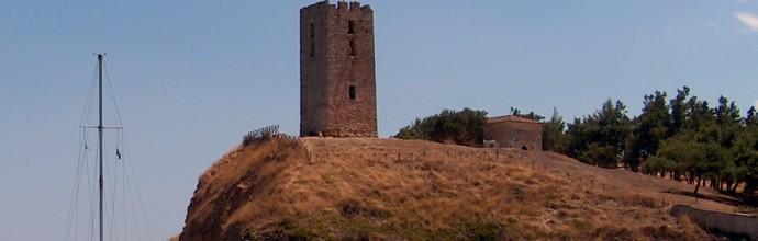 Byzantine Tower of Nea Fokea